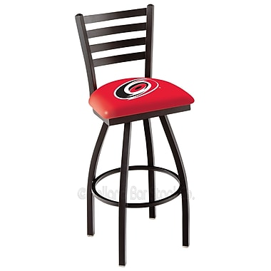 Holland Bar Stool NHL 36'' Swivel Bar Stool; Carolina Hurricanes