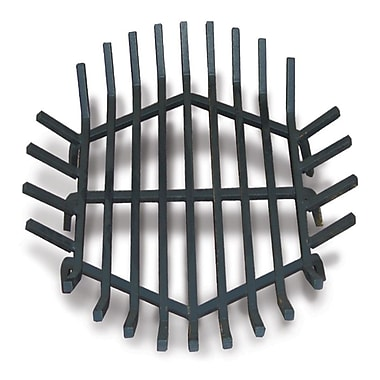Master Flame Round Fire Pit Grate; 8'' H x 33'' W x 33'' D