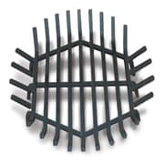 Master Flame Round Fire Pit Grate; 8'' H x 27'' W x 27'' D