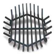 Master Flame Round Fire Pit Grate; 8'' H x 36'' W x 36'' D