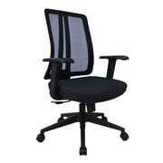 Lone Star Chairs Mid-Back Mesh Desk Chair