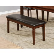 BestMasterFurniture Upholstered Dining Bench