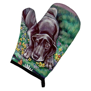Caroline's Treasures Great Dane Oven Mitt