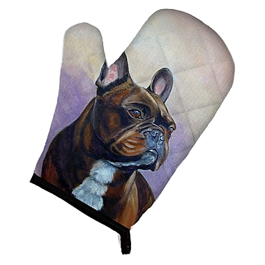 Caroline's Treasures French Bulldog Oven Mitt