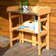 Merry Products Folding Utility Table