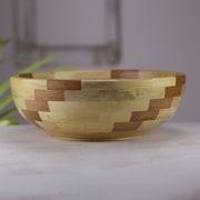 Novica Wooden Serving Bowl