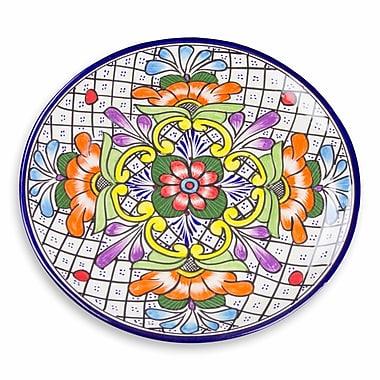 Novica Ceramic Platter