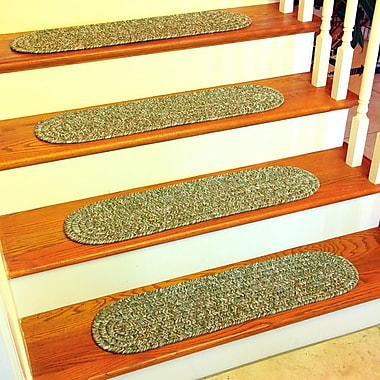 Wildon Home Bay Leaf Stair Tread (Set of 13)