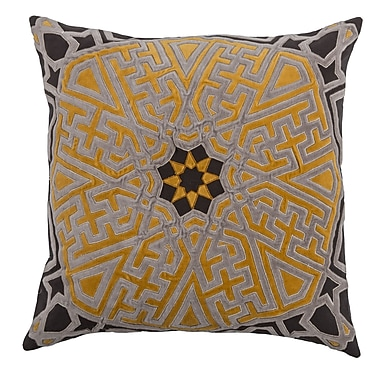 Wildon Home Charty Cotton Throw Pillow
