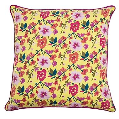 Wildon Home Deni Throw Pillow