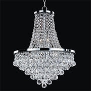 Willa Arlo Interiors Thorpe Traditional 8-Light Empire Chandelier