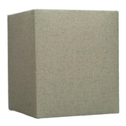 Home Concept 6'' Linen Square Lamp Shade