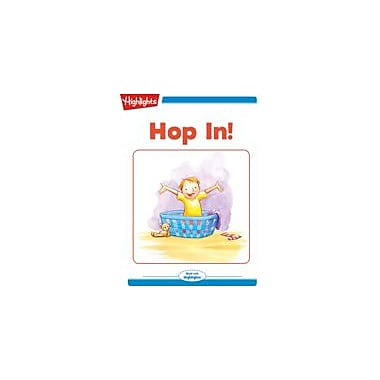 Highlights for Children Hop In! Reading & Writing Workbook, Kindergarten - Grade 2 [eBook + Audio]