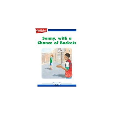 Highlights for Children Sonny, With A Chance of Buckets Reading & Writing Workbook, Kindergarten - Grade 3 [eBook + Audio]