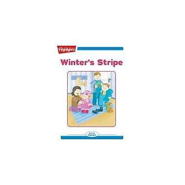 Highlights for Children Winter's Stripe Reading & Writing Workbook, Kindergarten - Grade 2 [eBook + Audio]