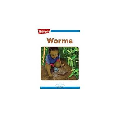 Highlights for Children Worms Reading & Writing Workbook, Kindergarten - Grade 2 [eBook + Audio]