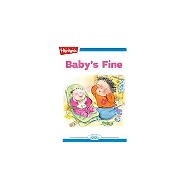 Highlights for Children Baby's Fine Reading & Writing Workbook, Kindergarten - Grade 2 [eBook + Audio]