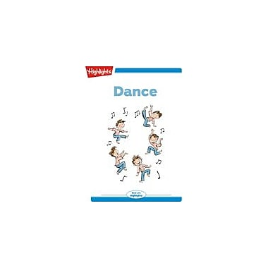 Highlights for Children Dance Reading & Writing Workbook, Kindergarten - Grade 2 [eBook + Audio]