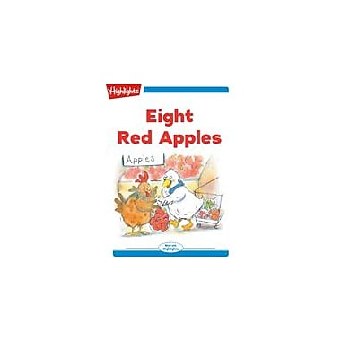 Highlights for Children Eight Red Apples Reading & Writing Workbook, Kindergarten - Grade 2 [eBook + Audio]