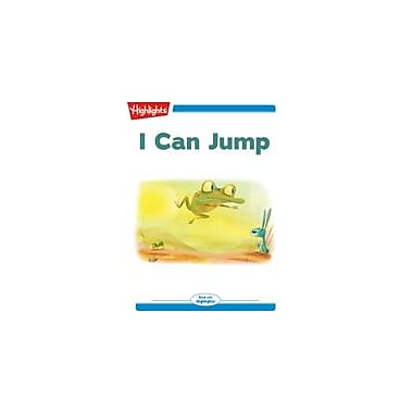 Highlights for Children I Can Jump Reading & Writing Workbook, Kindergarten - Grade 2 [eBook + Audio]