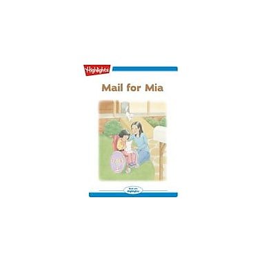 Highlights for Children Mail for Mia Reading & Writing Workbook, Kindergarten - Grade 2 [eBook + Audio]