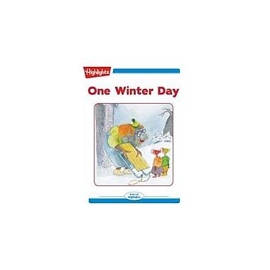 Highlights for Children One Winter Day Reading & Writing Workbook, Kindergarten - Grade 2 [eBook + Audio]