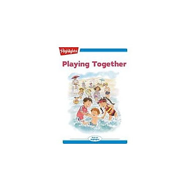 Highlights for Children Tex and Indi: Playing Together Reading & Writing Workbook, Kindergarten - Grade 2 [eBook + Audio]