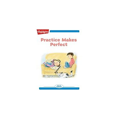 Highlights for Children Tex and Indi: Practice Makes Perfect Reading & Writing Workbook, Kindergarten - Grade 2 [eBook + Audio]