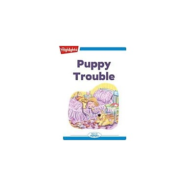 Highlights for Children Puppy Trouble Reading & Writing Workbook, Kindergarten - Grade 2 [eBook + Audio]