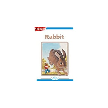 Highlights for Children Rabbit Reading & Writing Workbook, Kindergarten - Grade 2 [eBook + Audio]