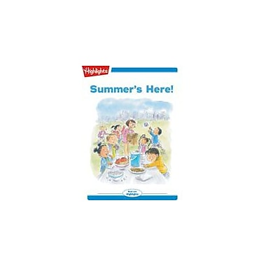 Highlights for Children Tex and Indi: Summer's Here! Reading & Writing Workbook, Kindergarten - Grade 2 [eBook + Audio]