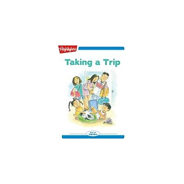 Highlights for Children Tex and Indi: Taking A Trip Reading & Writing Workbook, Kindergarten - Grade 2 [eBook + Audio]