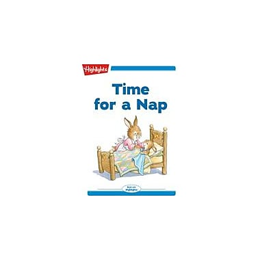 Highlights for Children Time for A Nap Reading & Writing Workbook, Kindergarten - Grade 2 [eBook + Audio]