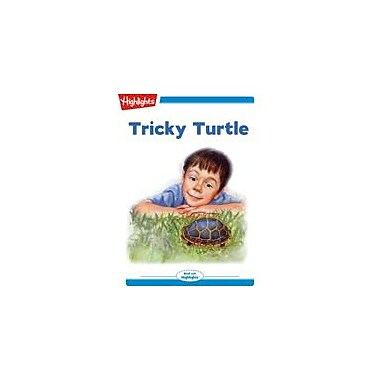Highlights for Children Tricky Turtle Reading & Writing Workbook, Kindergarten - Grade 2 [eBook + Audio]