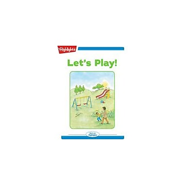 Highlights for Children Let's Play! Reading & Writing Workbook, Kindergarten - Grade 2 [eBook + Audio]