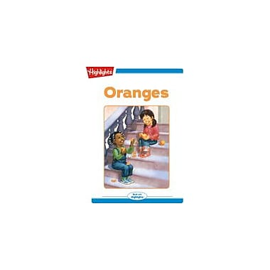 Highlights for Children Oranges Reading & Writing Workbook, Kindergarten - Grade 2 [eBook + Audio]