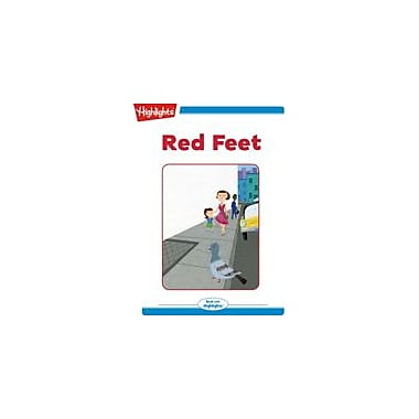 Highlights for Children Red Feet Reading & Writing Workbook, Kindergarten - Grade 2 [eBook + Audio]