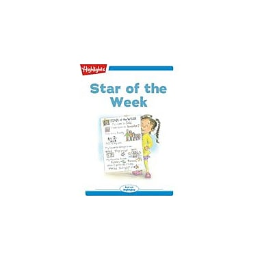 Highlights for Children Tex and Indi: Star of the Week Reading & Writing Workbook, Kindergarten - Grade 2 [eBook + Audio]