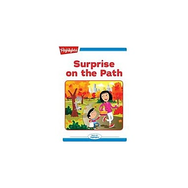 Highlights for Children Surprise On the Path Reading & Writing Workbook, Kindergarten - Grade 2 [eBook + Audio]