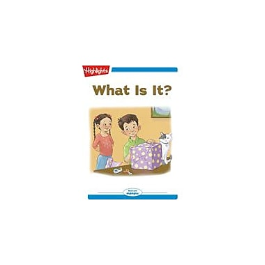Highlights for Children Tex and Indi: What Is It? Reading & Writing Workbook, Kindergarten - Grade 2 [eBook + Audio]