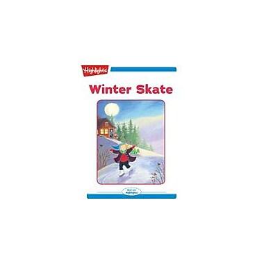 Highlights for Children Winter Skate Reading & Writing Workbook, Kindergarten - Grade 2 [eBook + Audio]