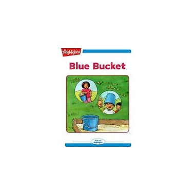 Highlights for Children Blue Bucket Reading & Writing Workbook, Kindergarten - Grade 2 [eBook + Audio]