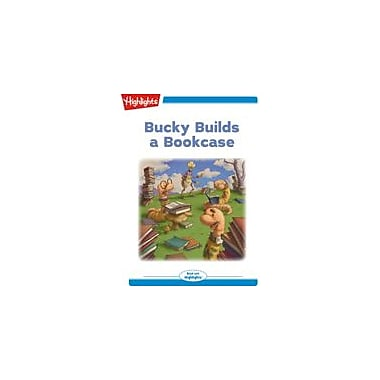 Highlights for Children Bucky Builds A Bookcase Reading & Writing Workbook, Kindergarten - Grade 2 [eBook + Audio]