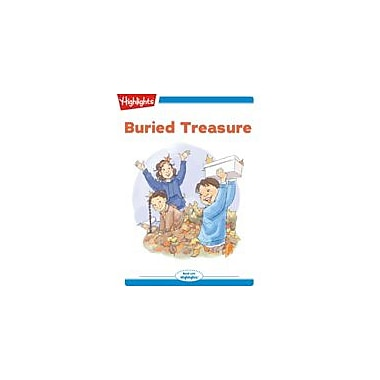 Highlights for Children Tex and Indi: Buried Treasure Reading & Writing Workbook, Kindergarten - Grade 2 [eBook + Audio]