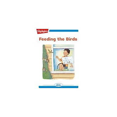 Highlights for Children Tex and Indi: Feeding the Birds Reading & Writing Workbook, Kindergarten - Grade 2 [eBook + Audio]