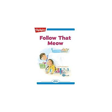 Highlights for Children Tex and Indi: Follow That Meow! Reading & Writing Workbook, Kindergarten - Grade 2 [eBook + Audio]