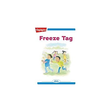 Highlights for Children Tex and Indi: Freeze Tag Reading & Writing Workbook, Kindergarten - Grade 2 [eBook + Audio]