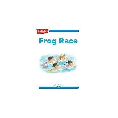 Highlights for Children Tex and Indi: Frog Race Reading & Writing Workbook, Kindergarten - Grade 2 [eBook + Audio]