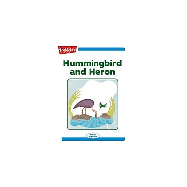 Highlights for Children Hummingbird and Heron Reading & Writing Workbook, Kindergarten - Grade 2 [eBook + Audio]