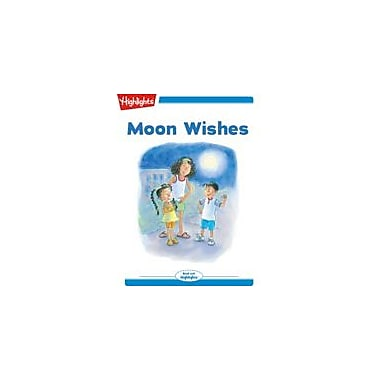 Highlights for Children Tex and Indi: Moon Wishes Reading & Writing Workbook, Kindergarten - Grade 2 [eBook + Audio]
